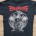 Deathrite - TShirt or Longsleeve - deathrite - where evil arises tour 2017 - tshirt