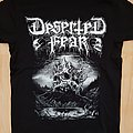 deserted fear - drowned by humanity - tshirt