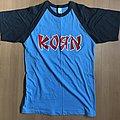 Korn - TShirt or Longsleeve - korn untouchables tour 2002 TShirt