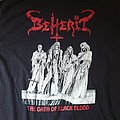 Beherit - TShirt or Longsleeve - Beherit The oath of black blood