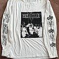Beherit - TShirt or Longsleeve - Beherit white Longsleeve shirt.