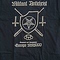 Angelcorpse - TShirt or Longsleeve - Militant antichrist tour 2008