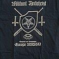 Militant antichrist tour 2008