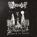 Torgeist Devoted To Satan T-shirt.