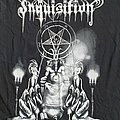 Inquisition - TShirt or Longsleeve - Invoking The Majestic Throne Of Satan shirt.