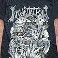 Incantation - TShirt or Longsleeve - Incantation tour shirt 2017.