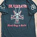 Blasphemy - blood orgy in Berlin