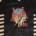 Slayer - Hell Awaits T-shirt