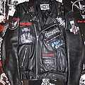 Blasphemy - Battle Jacket - Leather Jacket
