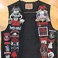 Nifelheim - Battle Jacket - Black Witching Metal