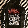 Black Witchery - Blasphemous Onslaught hoodie Hooded Top