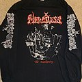 Merciless - TShirt or Longsleeve - Merciless - The Awakening original longsleeve from 1991