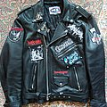 Blasphemy - Battle Jacket - Leather Jacket