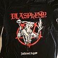 Blasphemy Infernal Legion T-shirt