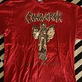 Conqueror - War.Cult.Supremacy T-shirt