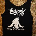 Nocturnal - TShirt or Longsleeve - Nocturnal - Arrival of the Carnivore sleeveless