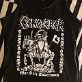 Conqueror - War.Cult.Supremacy sleeveless