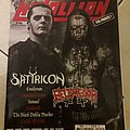 Satyricon - Other Collectable - Metallian N 103