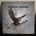 Grand Magus - Tape / Vinyl / CD / Recording etc - Grand Magus - Sword Songs Full Band Signed Vinyl