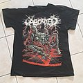 Aborted T-shirt