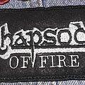 Rhapsody Of Fire - Patch - Rhapsody Of Fire Patch