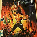 Manowar - Warriors Of The Wolrd Flag Other Collectable