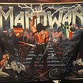 Manowar - Kings Of Metal Back Flag Other Collectable