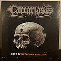 Carcariass - Best Of Metalllian Exclusif - ( Compilation ) Tape / Vinyl / CD / Recording etc