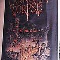 Cannibal Corpse - A Skeletal Domain Flag
