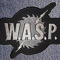 W.A.S.P Patch