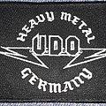 U.D.O Patch