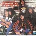 Old Anthrax Poster