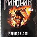 Manowar - Tape / Vinyl / CD / Recording etc - Manowar - Fire And Blood ( DVD )