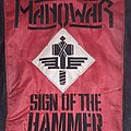 Manowar - Sign Of The Hammer Backpath