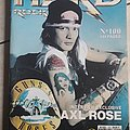 Hard Rock Magazine N 100 ( 1993 ) Other Collectable