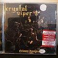 Crystal Viper - Crimen Excepta Tape / Vinyl / CD / Recording etc