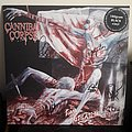 Cannibal Corpse - Tomb of the Mutilated Full Band Signed Vinyl