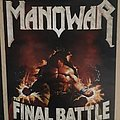 Manowar - The Final Battle Sticker Other Collectable