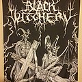 Black Witchery - Desecration of the Holy Kingdom Flag