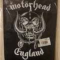 Motörhead Backpatch