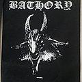 Bathory Backpatch