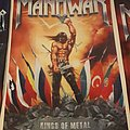 Manowar - Kings Of Metal MMXIV Flag Other Collectable