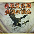 Grand Magus - Other Collectable - Grand Magus - Sword Songs Flag