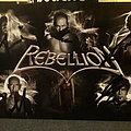 Rebellion Signed Card