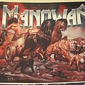 Manowar - King Of Kings Flag Other Collectable