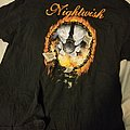 Nightwish - Flaming pendulum shirt