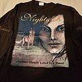 Nightwish - Oceanborn Europe 1999 tour shirt (long-sleeve)