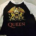 Queen baseball shirt