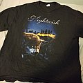 Nightwish - Wolves w/ band in flames shirt