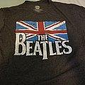 The Beatles British flag shirt